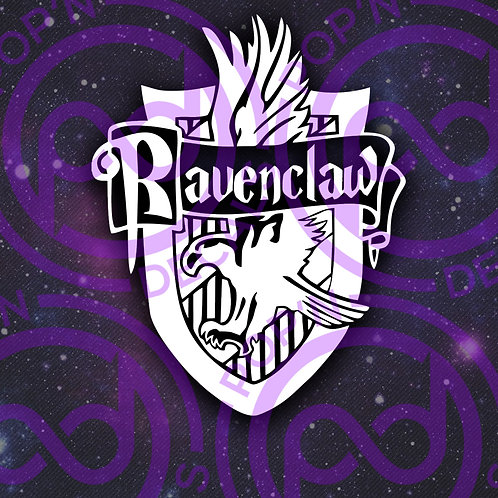 Ravenclaw Decal