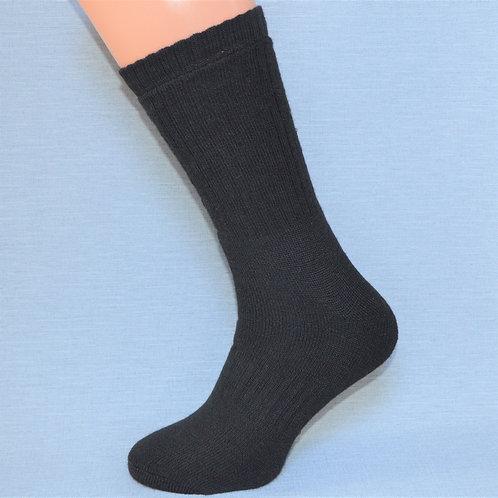 Lightweight Activity Crew Sock - Black