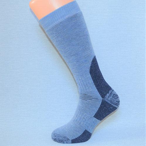Medium Weight Activity Sock - Ocean Blue