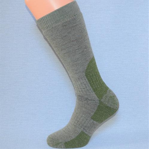 Medium Weight Activity Sock - Sage Green