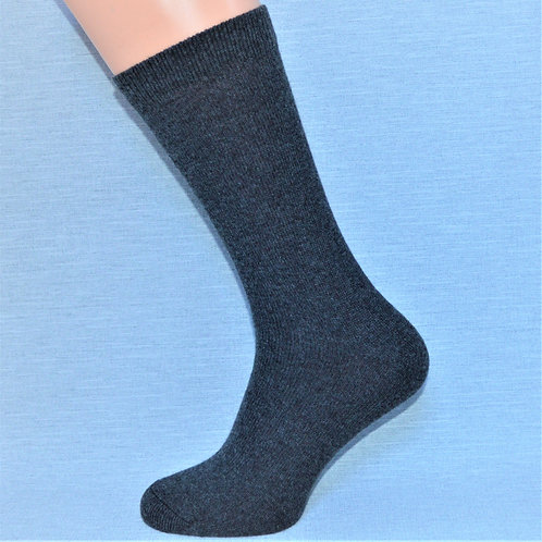 Cashmere Solid - Charcoal
