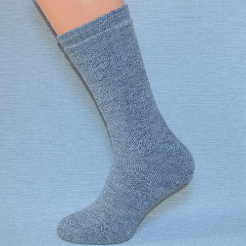 Lightweight Activity Crew Sock - Light Grey