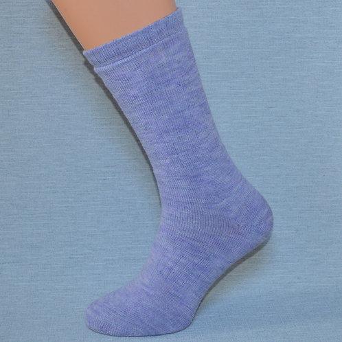 Lightweight Activity Crew Sock - Lilac