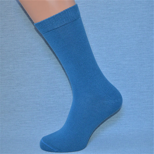 Cashmere Solid - Wedgewood Blue