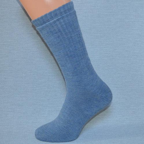 Lightweight Activity Crew Sock - Ocean Blue