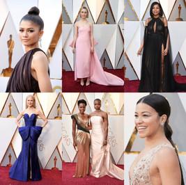 Top 2018 Oscars Looks