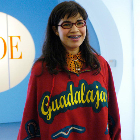 Ugly Betty is actually a little ugly