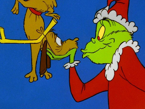 Busyness: The Grinch That Steals Christmas
