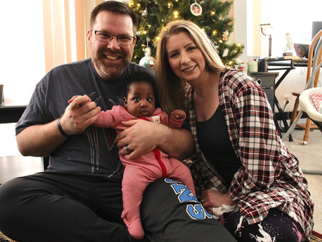 Traveling the Adoption Journey: A Story of Heartbreak, Hope, and Grace.