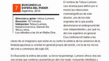 Pagina 12 - CIENCIA FICCION HECHA EN CASA