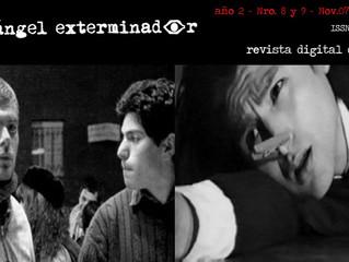 EL ÁNGEL EXTERMINADOR - Sangre, sudor y lágrimas: Tetsuo Lumière, la vida en la obra.
