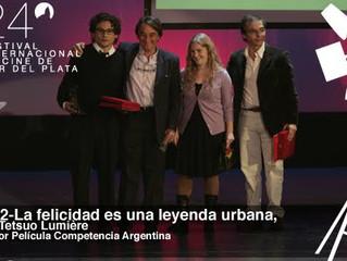 TL-2 Ganadora de MEJOR PELICULA ARGENTINA en el Festival de Mar Del Plata