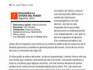 Pagina 12 - CIENCIA FICCION ECHA EN CASA