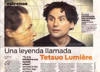 La Voz - Una Leyenda Llamada Tetsuo Lumiere