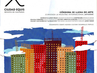 CIUDAD EQUIS - Revista de Cultura