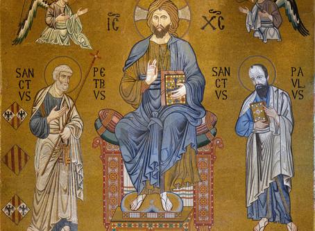 Messe de la solennité des Saints Pierre et Paul