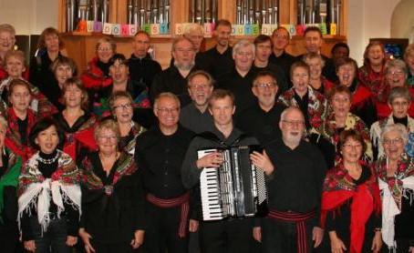 Concert des choeurs Achoriny
