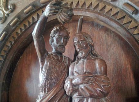 Messe de la Nativité de St Jean-Baptiste