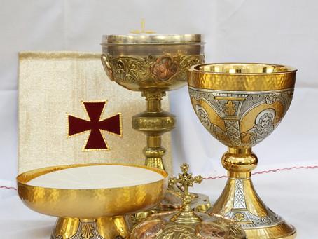 Participer à l'Eucharistie