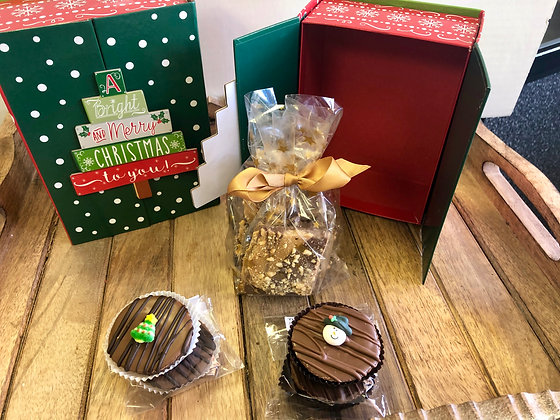 Peanut Butter Lovers Gift Box