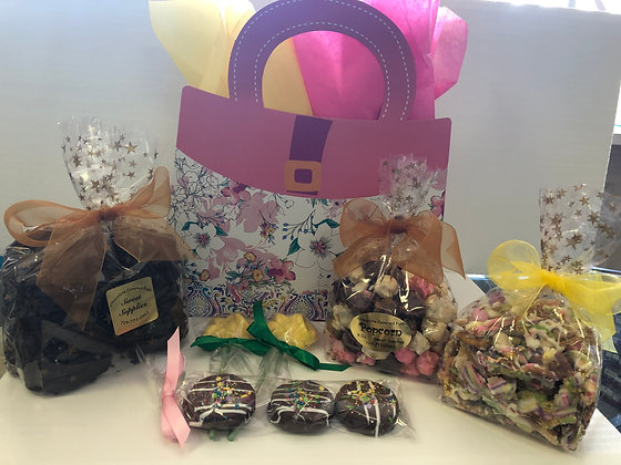 Mother's Day Chocolate Gift Bag