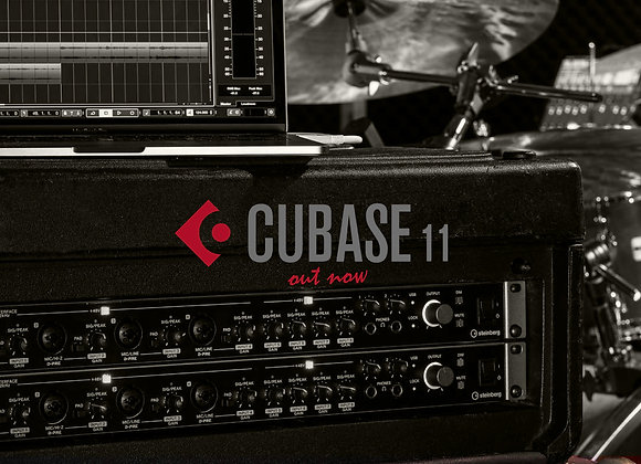 Cubase 11: First Course