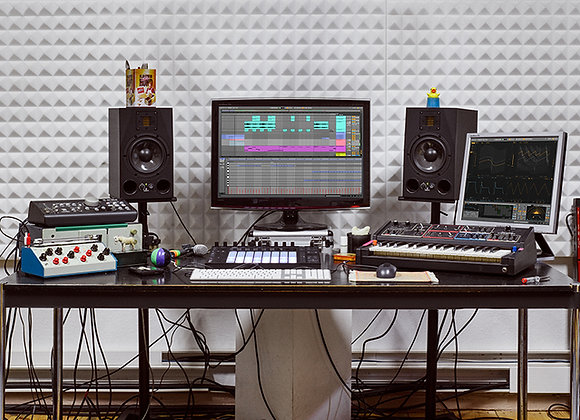 Ableton live course level 2 (ONLY ESP)