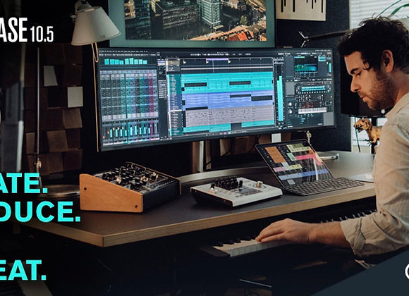 Cubase 10.5 (FOR BEGINNERS)