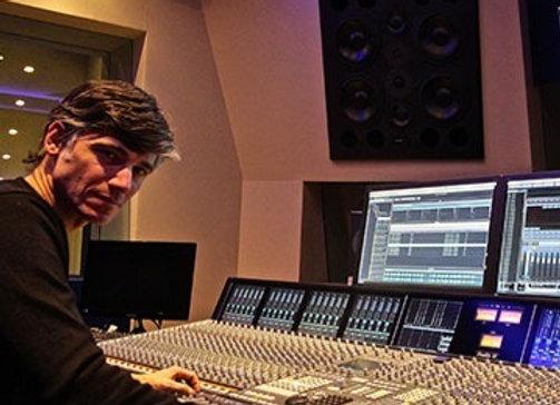 Mastering with Franco `Fraccastoro