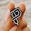 Thumbnail: Pretty In Ink Enamel Pin