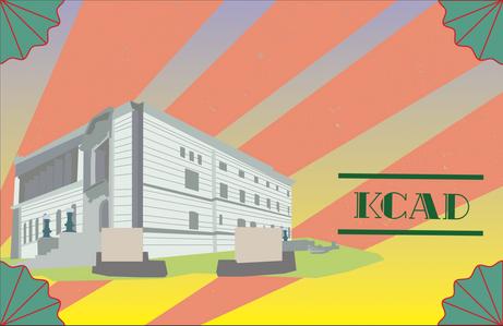 Kendall Federal Art Nouveau