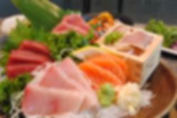 Some Sashimi Combo.JPG