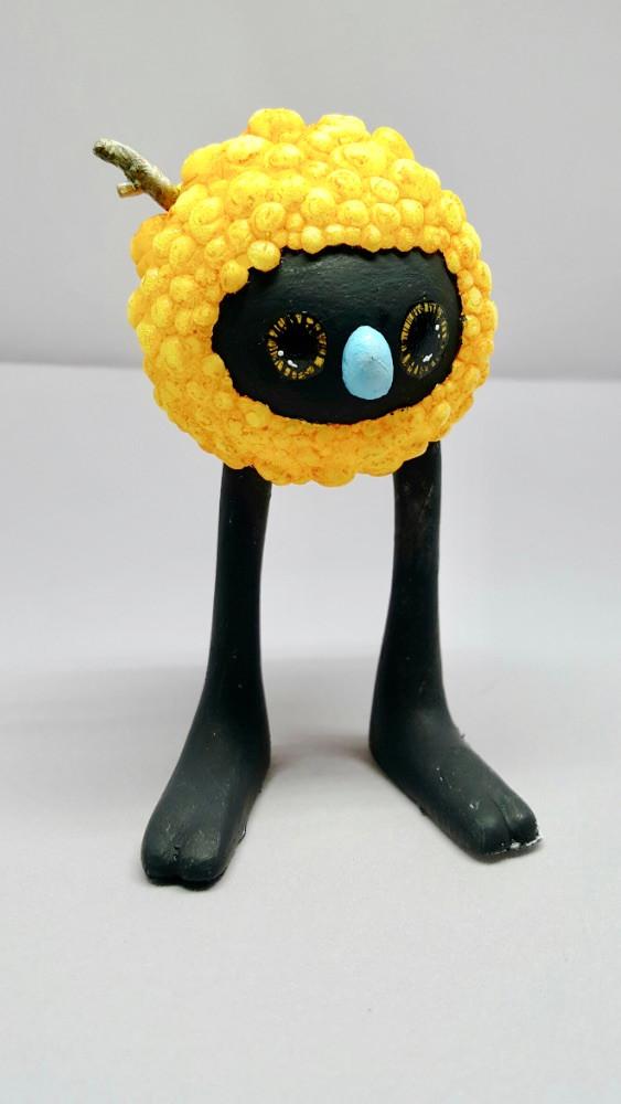 Yellow Cavus Bloom