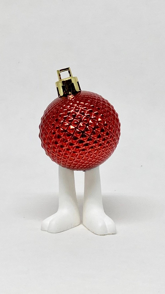 Bauble Bloom 2 (Red)