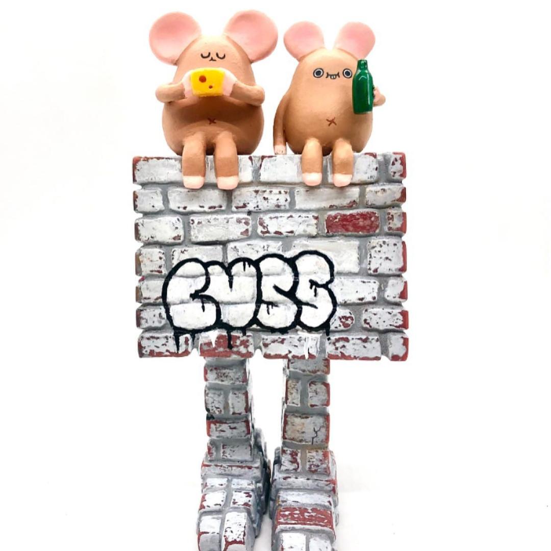 Sad Salesman Brick