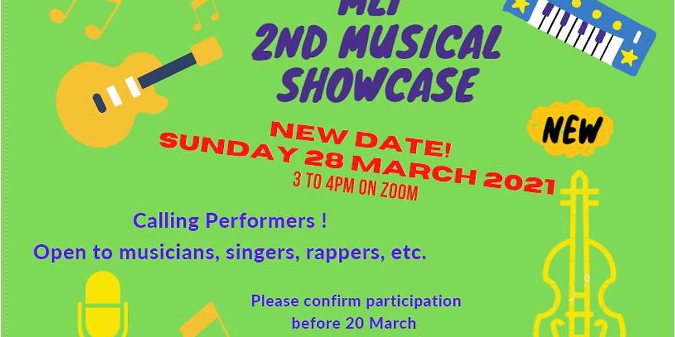 2nd MLI Musical showacase