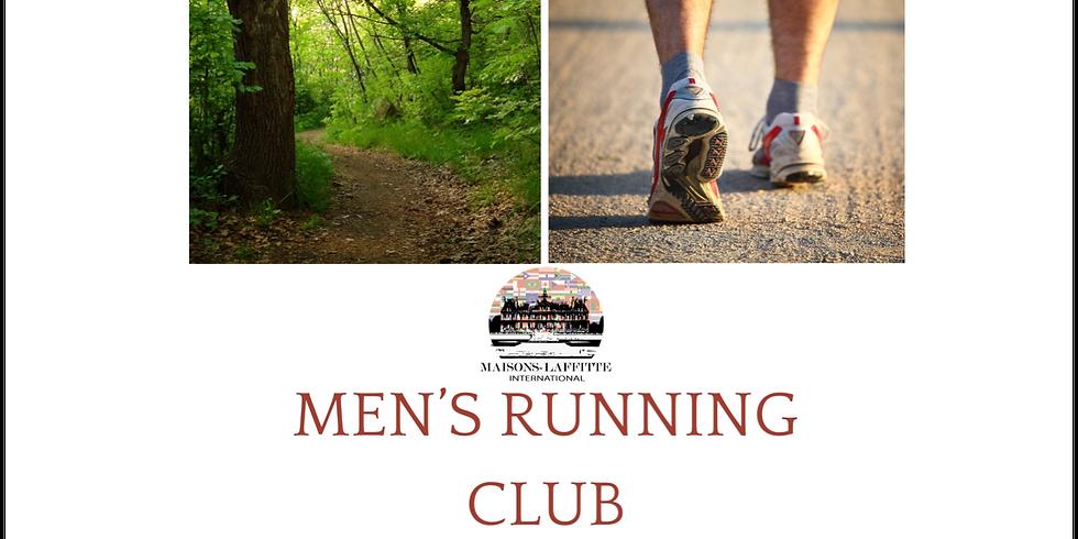 Men's running club - every Saturday