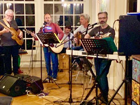 MLI rentrée party with live music