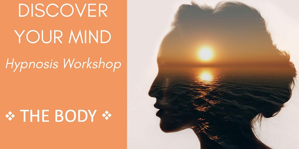 Hypnosis Workshop with Ruxandra