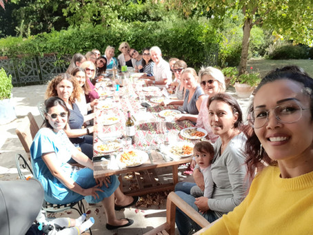 Italian cooking class in September