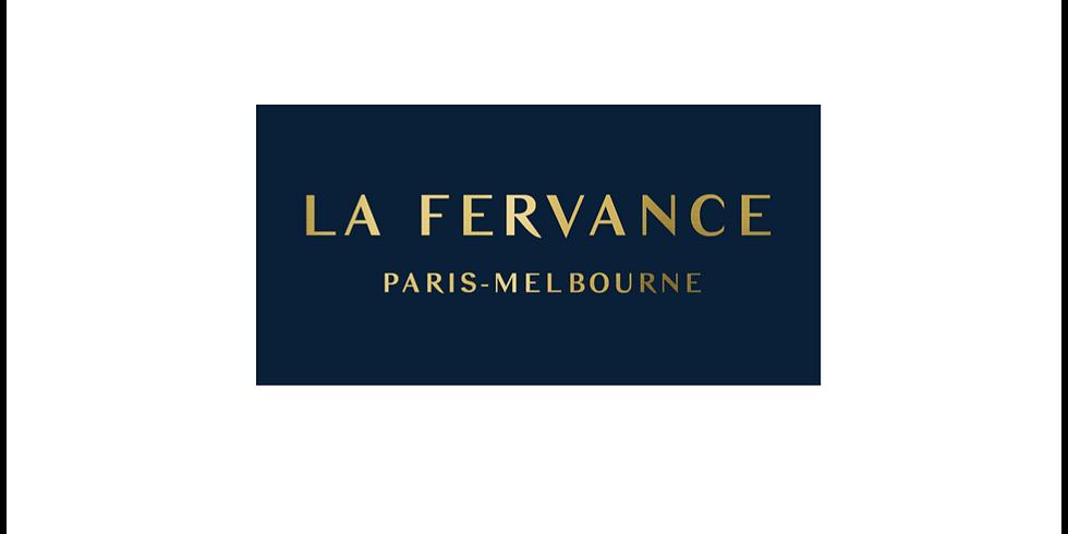 "Inspirational Talk I: Melissa Obeid Founder of ""La Fervance"""