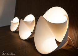 Lampes Tulip