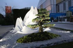 Sculpture d'extérieur