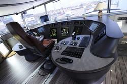 Salle de navigation