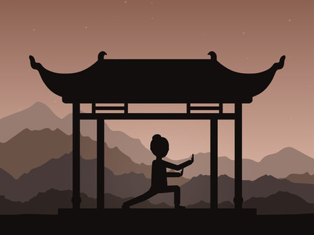 Qigong Trainings!