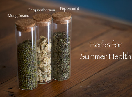 Cooling Herbal Remedies for Summer