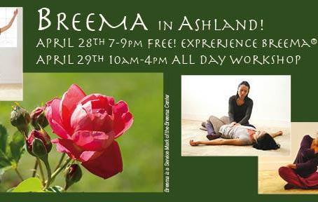 Experience Breema:  2 Events