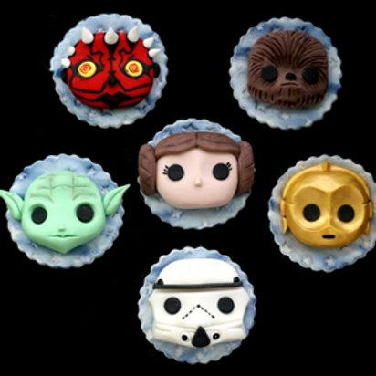 Movie Themed Cupcakes