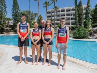 Tolle Leistungen unserer Athleten am Team Europacup in Limassol