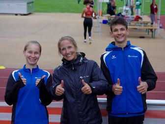 U16 und U18 SM in Düdingen